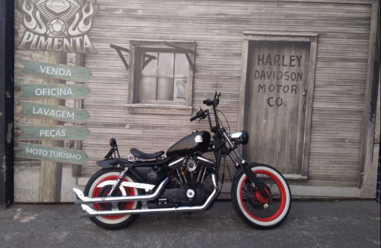 Harley-Davidson Sportster Xl 883 Standard - Foto #1