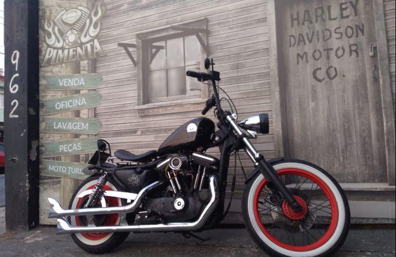 Harley-Davidson Sportster Xl 883 Standard - Foto #2