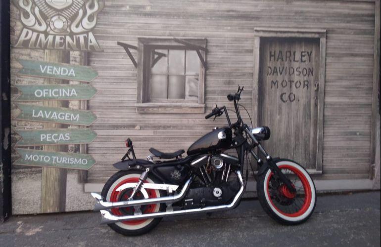 Harley-Davidson Sportster Xl 883 Standard - Foto #4