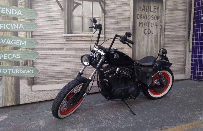 Harley-Davidson Sportster Xl 883 Standard - Foto #8
