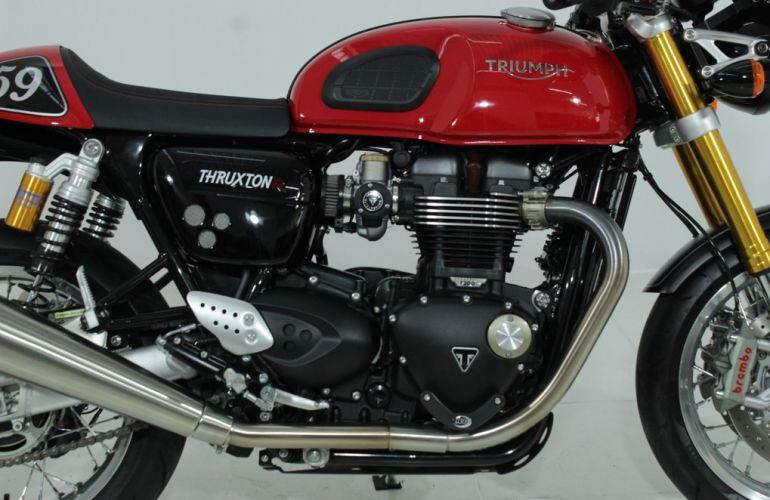 Triumph Thruxton R - Foto #3