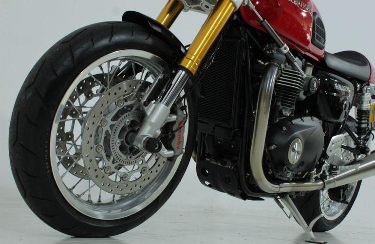 Triumph Thruxton R - Foto #5