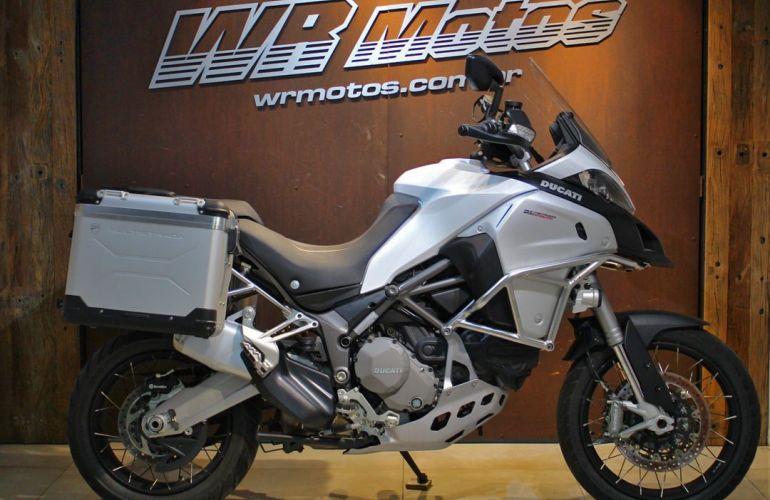 Ducati Multistrada 1200 Enduro - Foto #1