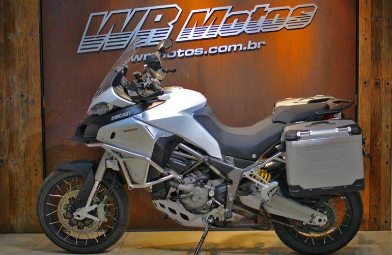 Ducati Multistrada 1200 Enduro - Foto #2