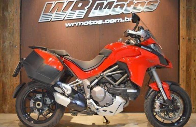 Ducati Multistrada 1260s - Foto #1
