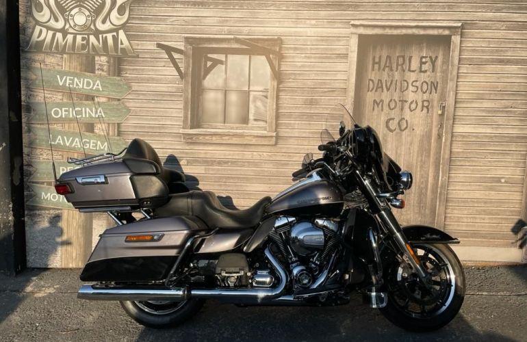 Harley-Davidson Electra Glide Classic Flhtci - Foto #1