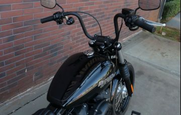 Harley-Davidson Softail Street Bob - Foto #6