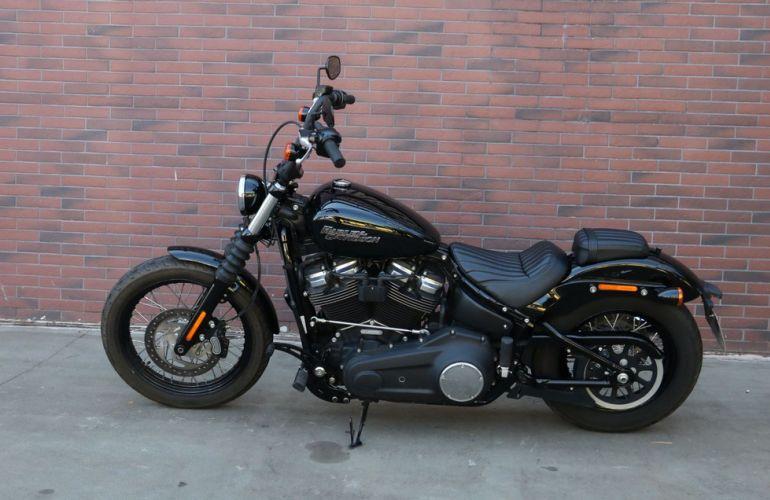 Harley-Davidson Softail Street Bob - Foto #8