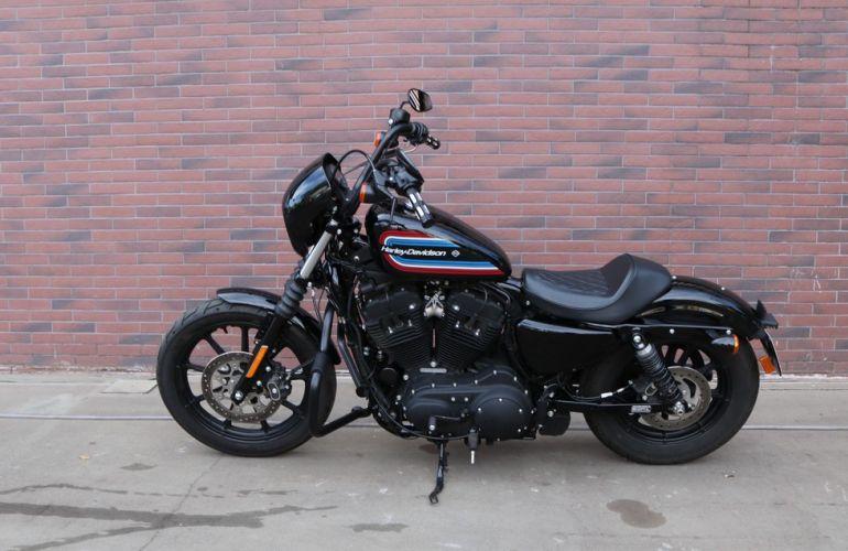 Harley-Davidson Sportster Iron 1200 - Foto #9