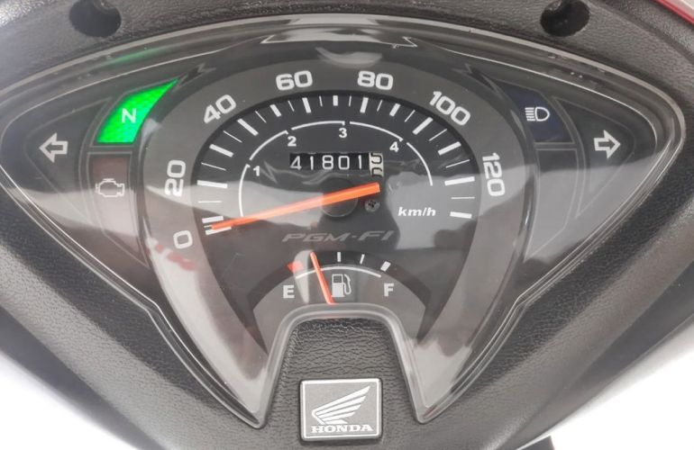 Honda BIZ 110i - Foto #10