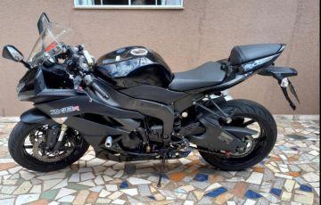 Kawasaki Ninja Zx 6R