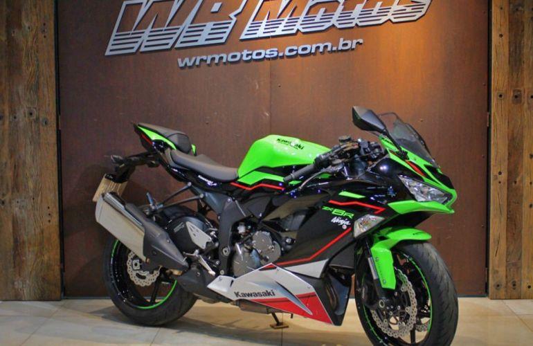 Kawasaki Ninja Zx-6r 636 Cc - Foto #3