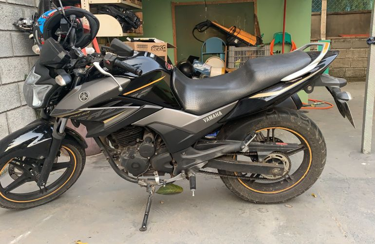 Yamaha YS 250 Fazer Blueflex - Foto #1