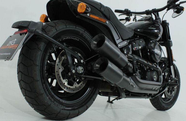 Harley-Davidson Softail Fat Bob 107 - Foto #6