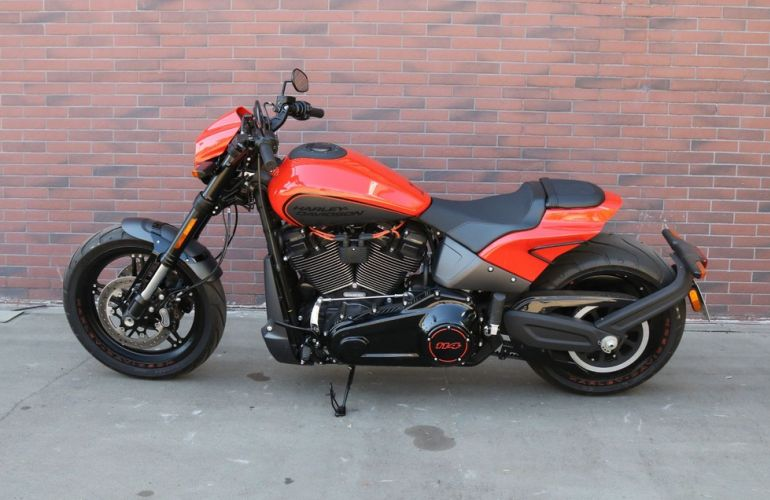 Harley-Davidson Softail Fxdr 114 - Foto #2