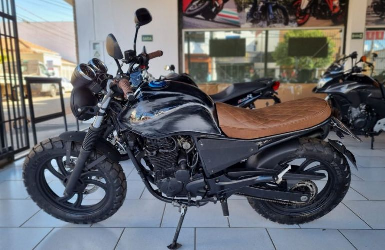 Yamaha Fazer Ys 250 - Foto #3