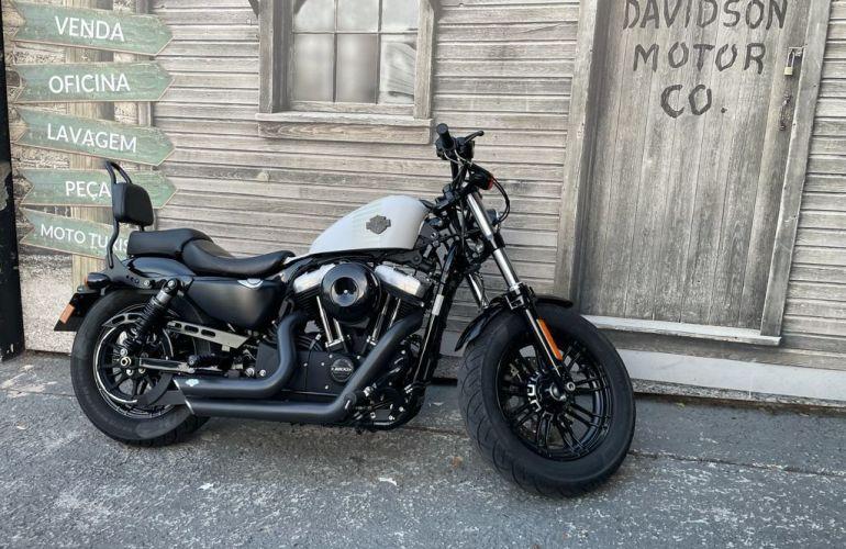 Harley-Davidson Sportster Forty-eight - Foto #3