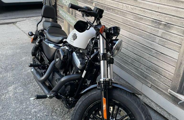Harley-Davidson Sportster Forty-eight - Foto #5