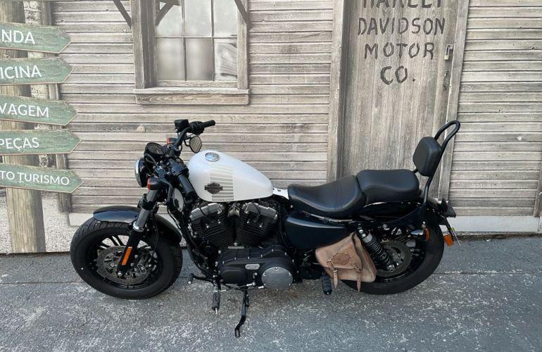 Harley-Davidson Sportster Forty-eight - Foto #7