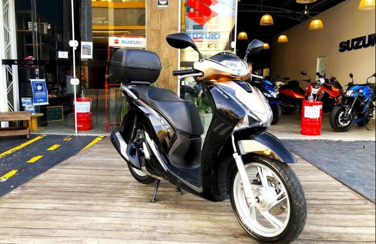 Honda Sh 150i Dlx - Foto #1