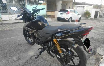 Yamaha YS 150 Fazer SED (Flex) - Foto #8