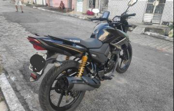 Yamaha YS 150 Fazer SED (Flex) - Foto #9