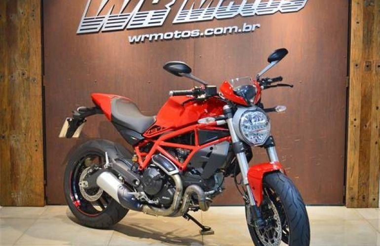 Ducati Monster 797 - Foto #2