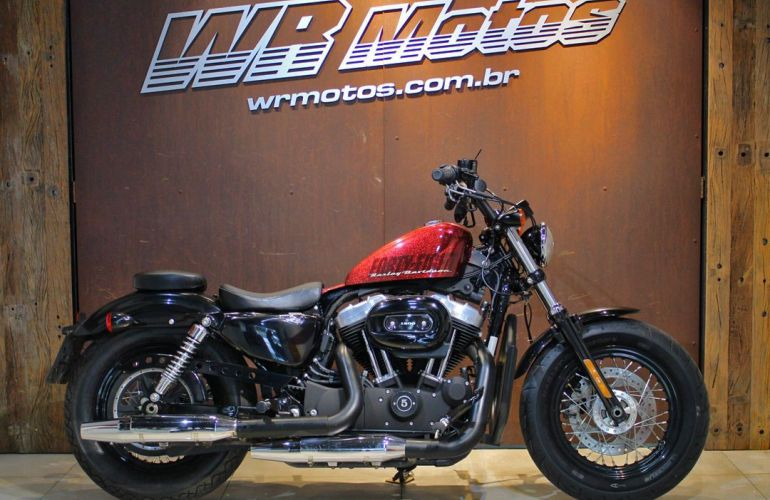 Harley-Davidson Forty-Eight - Foto #1