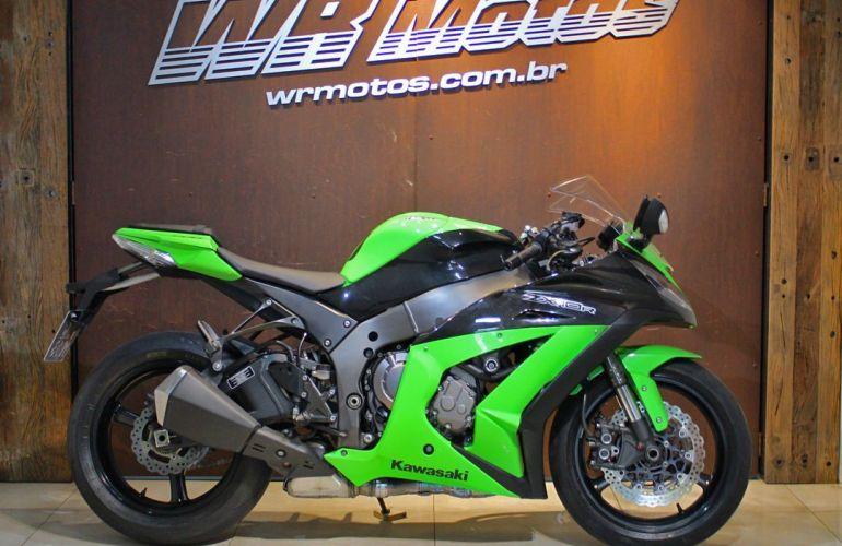 Kawasaki Ninja Zx 10R - Foto #1