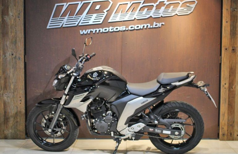 Yamaha Fazer Ys 250 - Foto #2