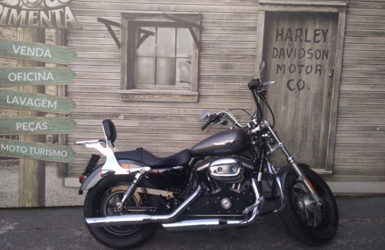 Harley-Davidson Sportster 1200 Custom Cb Limited - Foto #1