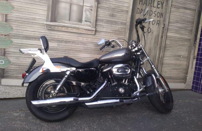 Harley-Davidson Sportster 1200 Custom Cb Limited - Foto #3