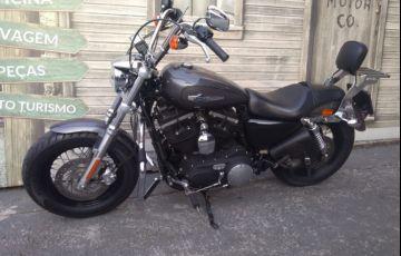 Harley-Davidson Sportster 1200 Custom Cb Limited - Foto #7
