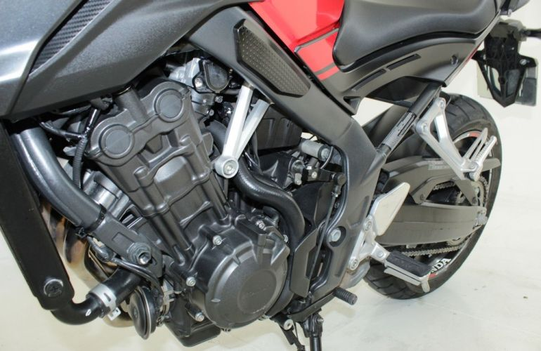 Honda Cb 650 F Abs - Foto #10