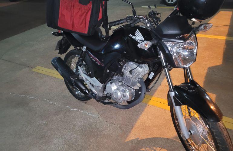Honda Cg 160 Start - Foto #3