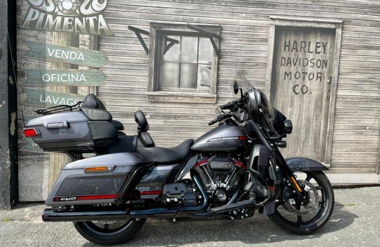 Harley-Davidson Cvo Limited - Foto #1