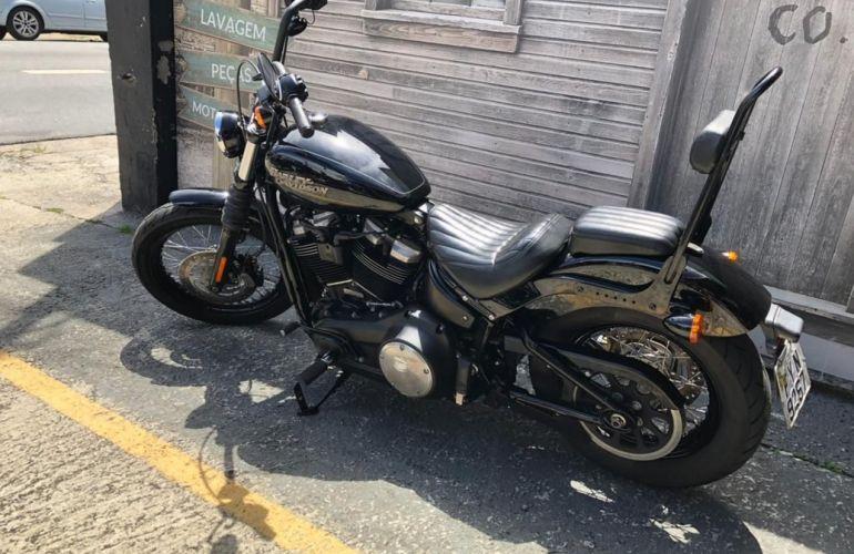 Harley-Davidson Softail Street Bob - Foto #9