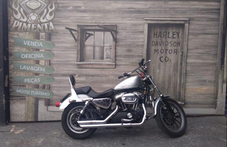 Harley-Davidson Sportster Xl 883 R - Foto #1
