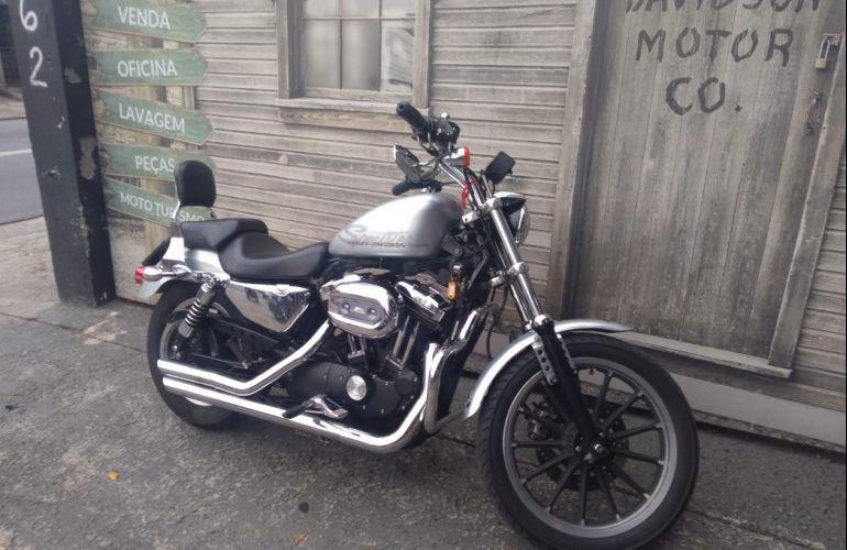 Harley-Davidson Sportster Xl 883 R - Foto #2