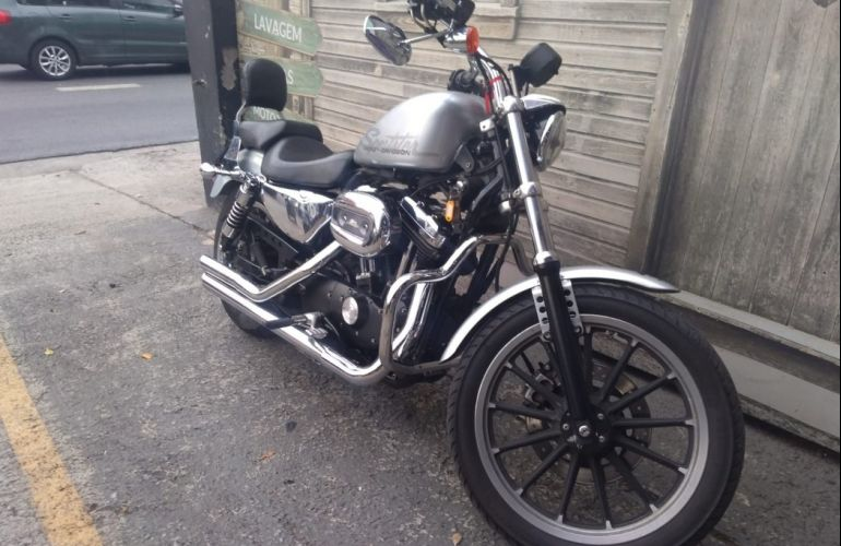 Harley-Davidson Sportster Xl 883 R - Foto #3
