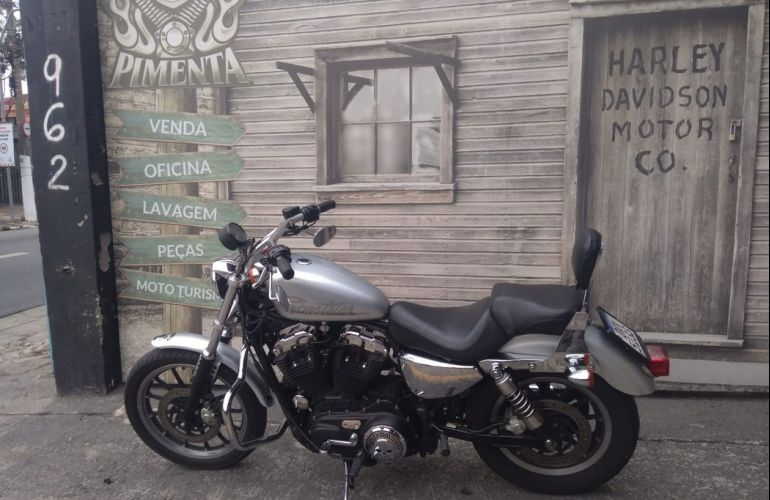 Harley-Davidson Sportster Xl 883 R - Foto #7