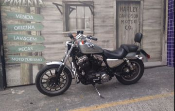 Harley-Davidson Sportster Xl 883 R - Foto #8