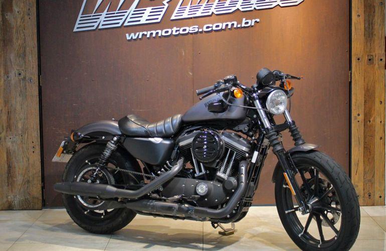 Harley-Davidson Sportster Xl 883 N Iron - Foto #3