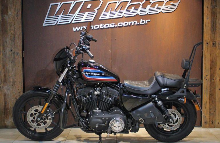 Harley-Davidson Sportster Iron 1200 - Foto #2