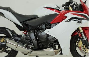 Honda Cbr 600F - Foto #3
