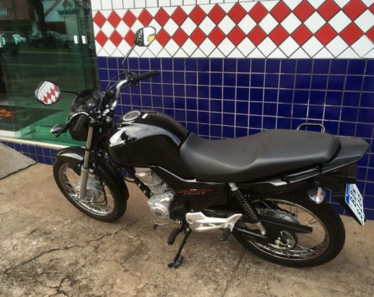 Honda Cg 160 Start - Foto #4