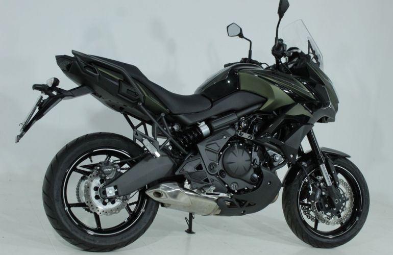 Kawasaki Versys Abs - Foto #8