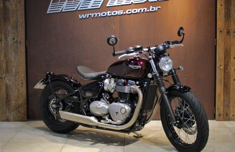 Triumph Bonneville Bobber 1200 - Foto #3