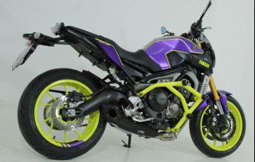 Yamaha MT 09 - Foto #8