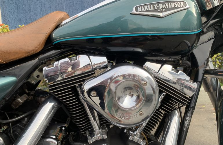 Harley-Davidson Custom Night Train - Foto #5